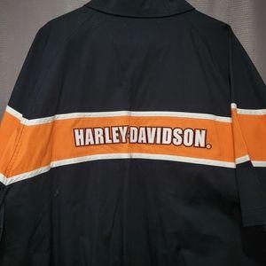 Harley Davidson Button Up Riding Shirt